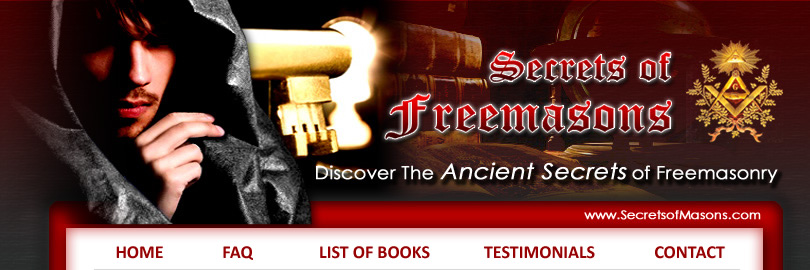Secrets of Freemasons and Masonic Books